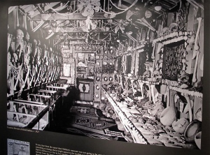 Dr. Glidden's charnel house (aka museum)