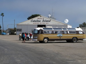 Catalina Airport in the Sky