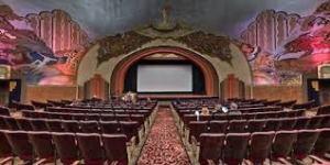 The theater had/has terrific acoustics