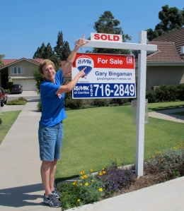 SOLD!  says it all