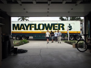 The Mayflower team and me