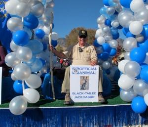 Allan is the Carson City Park Ranger