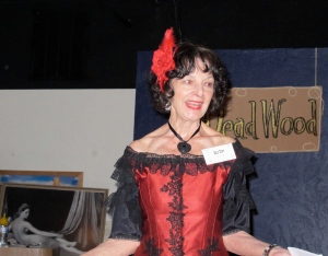 Sally Starr, our director
