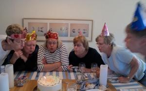 Happy birthday to us!!!