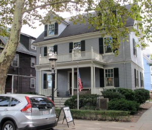 "JFK's ""modest' birthplace"