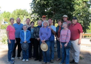 Our Prime Time Group at The Farm
