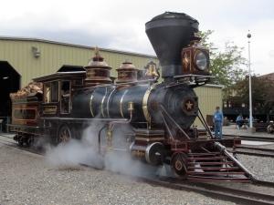 The Glenbrook is steamed up