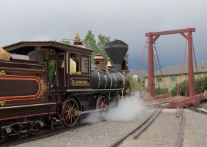 Entering the turntable