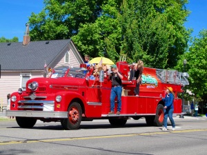 Folks love to restore classic cars and trucks. There is even a group called the Firematics that restores fire engines.