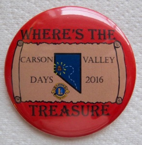 The Official CV Days Pin