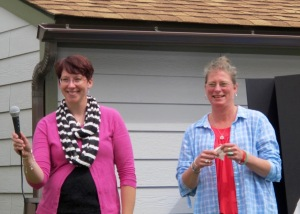 Teri and Cindy began the story telling of memories of Gale and invited other to share some of their stories. We all laughed at some of the fast car stories about Gale. She did love fast rides. She also loved horses and there were some good horse stories…some of those were fast rides, too.