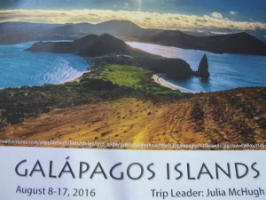 Galapagos Title